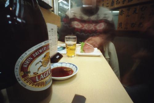 お寿司屋さんでハリアナ