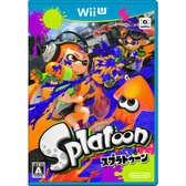 『Splatoon(スプラトゥーン)』【Wii U】買取価格比較ランキング