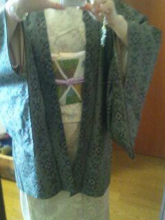 東京キモノジャックの着物コーデ
