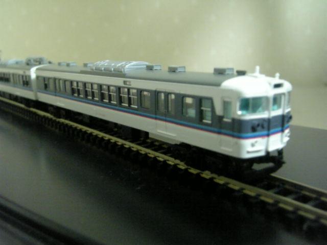 115系3000番台 広島快速色