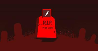 flash 終了