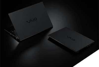 VAIO all black edition