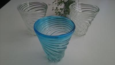 ガラス工房清天のモールグラス.JPG