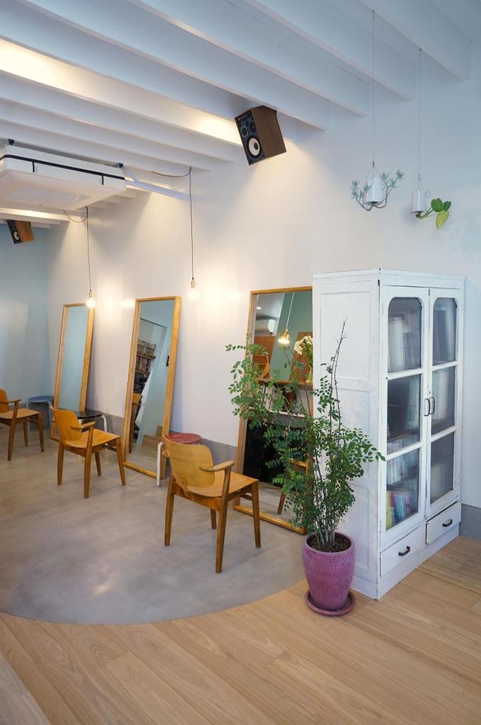 北欧家具 美容室 ヘアーサロン デザイン
