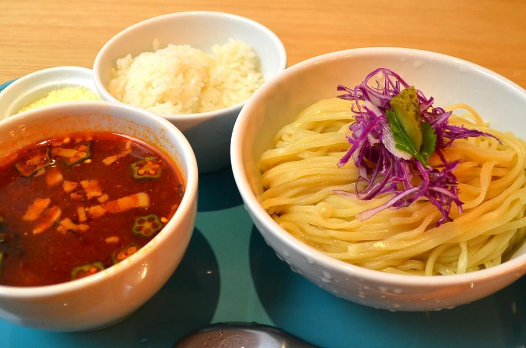 トマトつけ麺 原宿 表参道 トマトマン