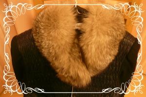 銀狐とジャケット