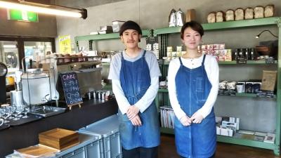 喫茶店従業員