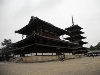 金堂と五重の塔
