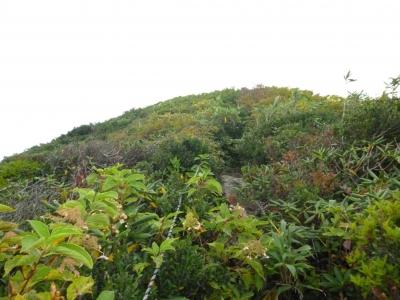 小岳登山8