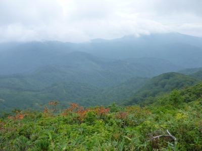 小岳登山12
