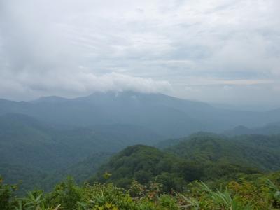 小岳登山13