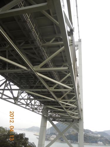 橋とトンネル便利になったんでしょうね