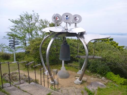 広島の鐘と関係があるみたい