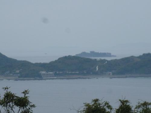 軍艦島ですよねー