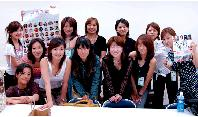 日本の女性