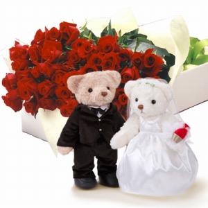 結婚しました〜♡