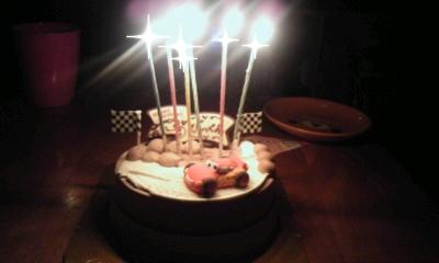 長男の6歳のお誕生日でした★☆★