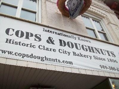 Cops & Doughnuts