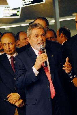 ルラ大統領