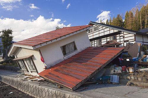 長野県北部地震
