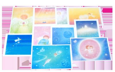 天使のポストカード