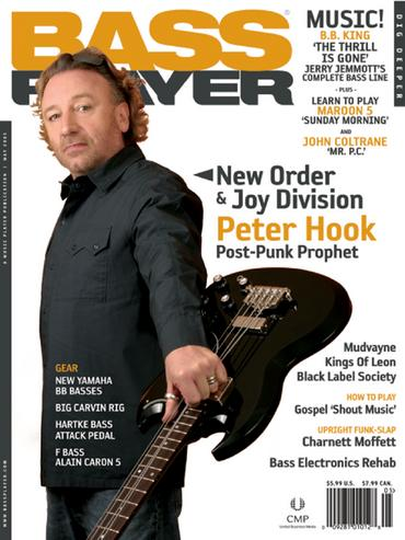 Peter Hook(New Order)