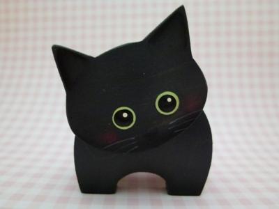 黒猫ちゃんでちゅお〜〜