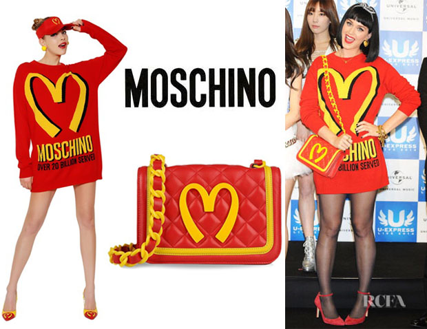 Katy-Perrys-Moschino-M-Motif-Wool-Cashmere-Jumper-Dress-And-Moschino-M-Motif-Quilted-Leather-Bag.jpg