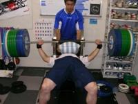 195kg1回目失敗