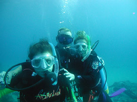 Learn to Scuba diving Cairns, Great Barrier Reef