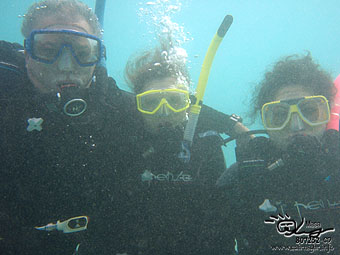 Congratulations! PADI Advanced open water diver! Happy Birthday!