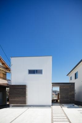 House_Y_facade