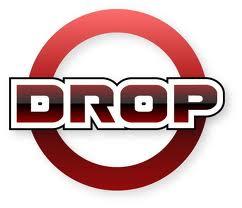 心斎橋 CLUB DROP ロゴ logo