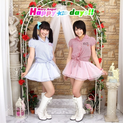 Mary Angel Happy☆days!!