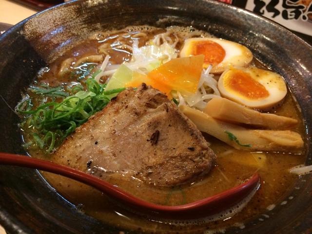麺乃國 金の炙り味噌ラーメン