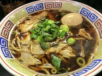 大阪・千日前『麺屋 丈六』