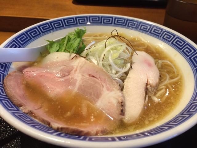 大阪・日本橋『清麺屋』