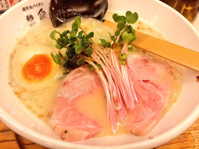 大阪・堺市北区『麺や 鳥の鶏次』