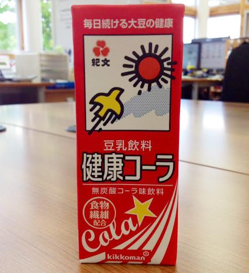 豆乳コーラ