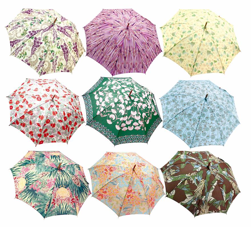 初夏のお出掛けには、koha*の晴雨兼用傘。