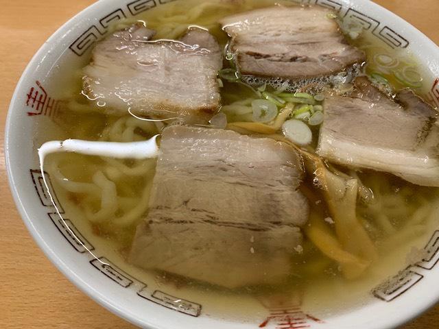 ラーメン ブログ 喜多方 元祖喜多方ラーメン【源来軒】に行ってきた!!!