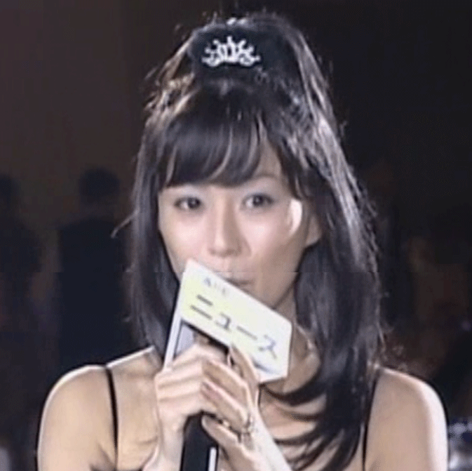 塩田大介の結婚披露宴舞踏会に参加する酒井法子と高相祐一