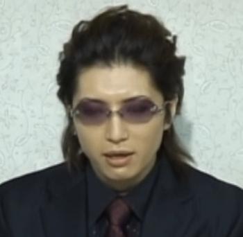 GACKTin塩田大介川崎由美子夫妻結婚披露宴舞踏会1