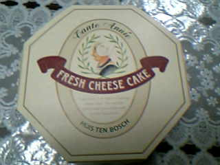 クリームチーズケーキ1