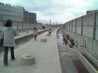 北陸新幹線金沢駅高架橋3