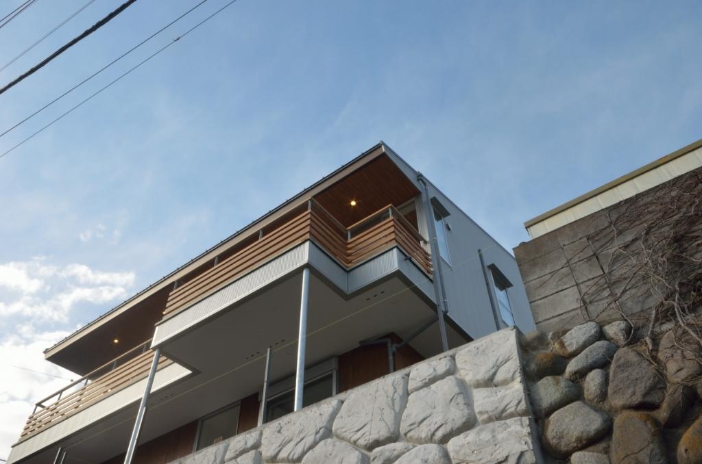 鎌倉 津西の家