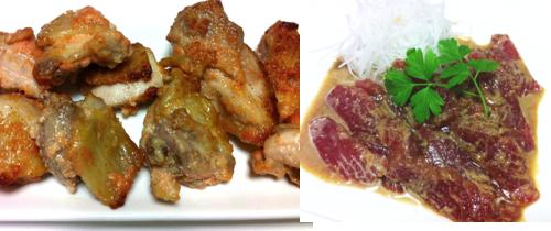 鶏明太マヨ