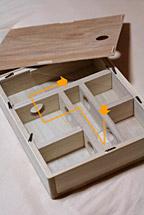 新型地下型巣箱