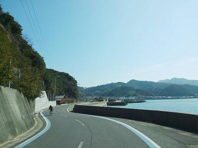 しまなみ海道大島サイクリング