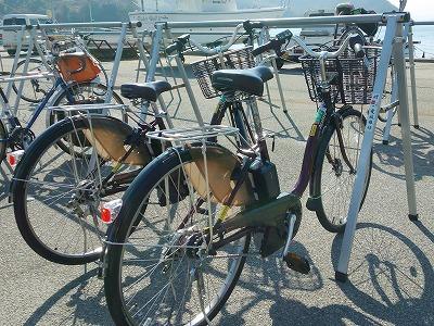 しまなみ電動アシスト自転車